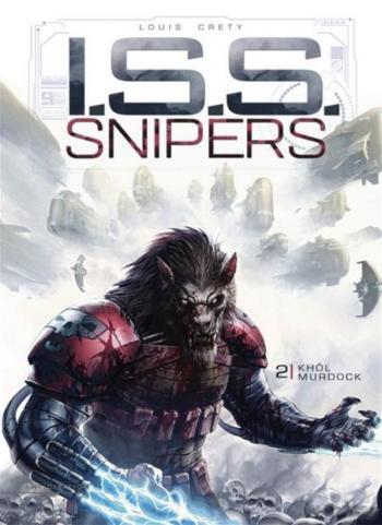 Couverture de l'album I.S.S. Snipers - 2. Khôl Murdock