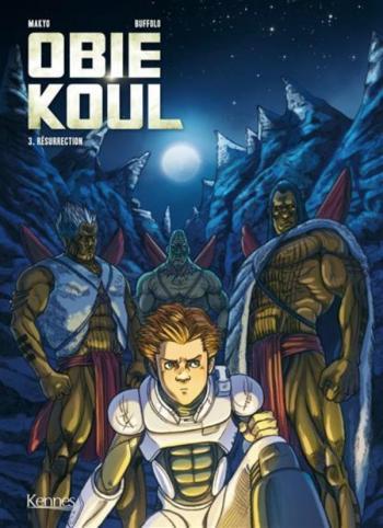 Couverture de l'album Obie Koul - 3. Résurrection