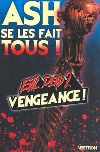 Couverture de l'album Vestron - 58. Vengeance !: Ash se les fait tous !