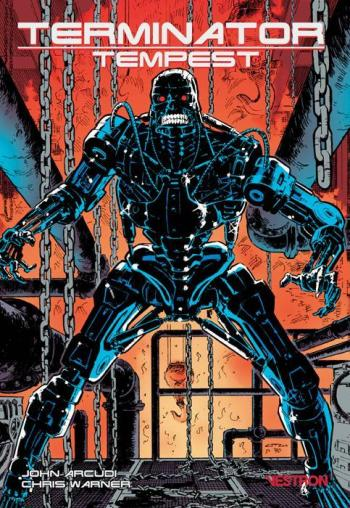 Couverture de l'album Vestron - 65. Terminator : Tempest