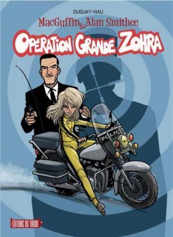 Couverture de l'album MacGuffin & Alan Smithee - 2. Opération Grande Zohra