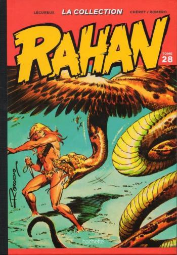 Couverture de l'album Rahan (Hachette) - 28. le barrage du démon