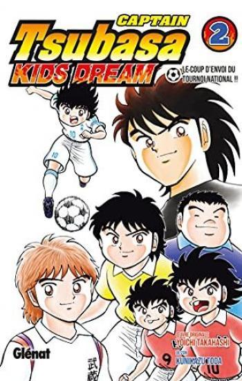 Couverture de l'album Captain Tsubasa - Kids Dream - 2. tome 2