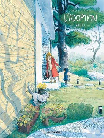 Couverture de l'album L'Adoption - 3. Wajdi
