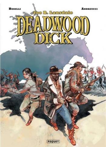 Couverture de l'album Deadwood Dick - 3. Black Hat Jack
