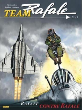 Couverture de l'album Team Rafale - 13. Rafale contre Rafale