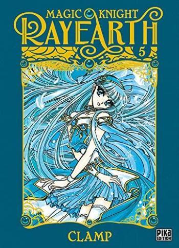 Couverture de l'album Magic Knight Rayearth - 5. tome 5