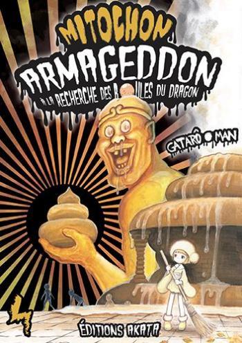 Couverture de l'album Mitochon Armageddon - 4. Tome 4