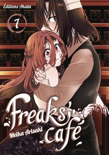 Couverture de l'album Freaks' Café - 7. Tome 7