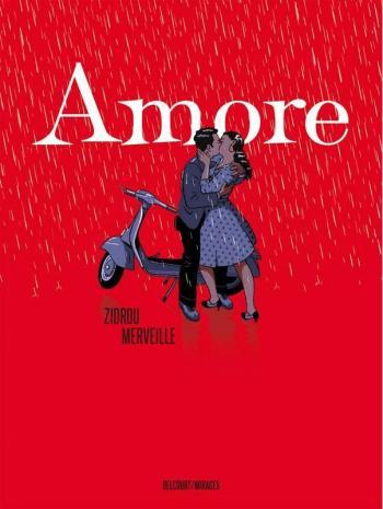 Couverture de l'album Amore (One-shot)