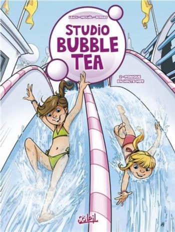 Couverture de l'album Studio Bubble Tea - 2. Panique en haute mer