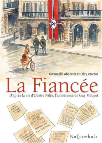 Couverture de l'album La Fiancée (One-shot)