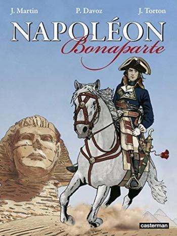 Couverture de l'album Napoléon Bonaparte - INT. Napoléon Bonaparte