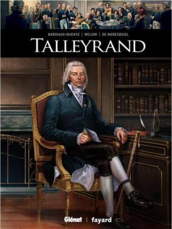 Couverture de l'album Talleyrand (One-shot)