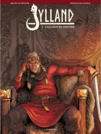 Couverture de l'album Jylland - 2. L'Illusion du Pouvoir