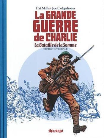 Couverture de l'album La Grande Guerre de Charlie - INT. La bataille de la Somme