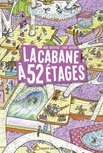 Couverture de l'album La Cabane à 13 étages - 4. La cabane à 52 étages