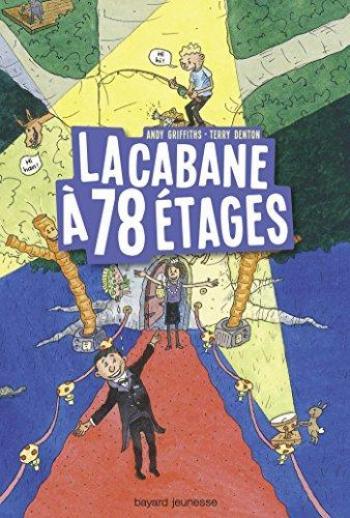 Couverture de l'album La Cabane à 13 étages - 6. La cabane à 78 étages