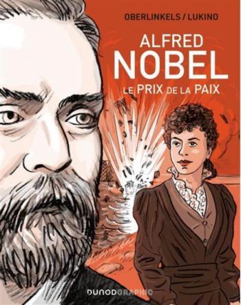 Couverture de l'album Alfred Nobel (One-shot)