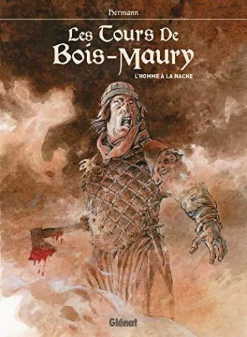 Couverture de l'album Les Tours de Bois-Maury - HS. L'Homme à la hache (PF)