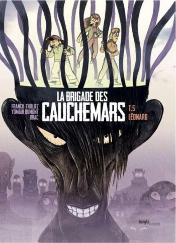 Couverture de l'album La Brigade des cauchemars - 5. Léonard