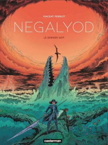 Couverture de l'album Negalyod - 2. Le Dernier Mot