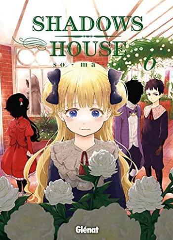 Couverture de l'album Shadows House - 6. tome 6