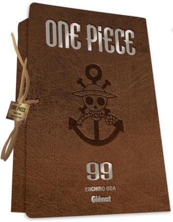Couverture de l'album One Piece - 99. tome 99