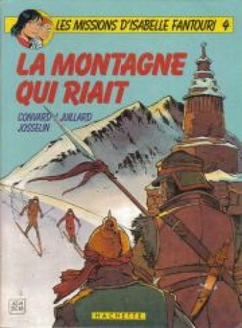 Couverture de l'album Les missions d'Isabelle Fantouri - 4. La montagne qui riait