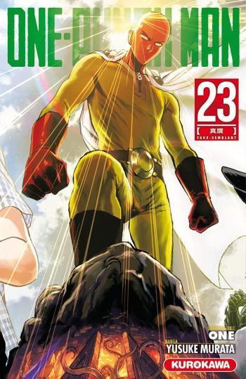 Couverture de l'album One-Punch Man - 23. Faux semblant