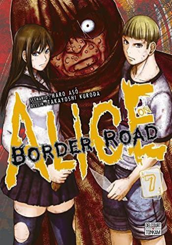 Couverture de l'album Alice on Border Road - 7. tome 7