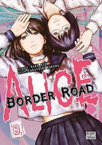 Couverture de l'album Alice on Border Road - 8. tome 8