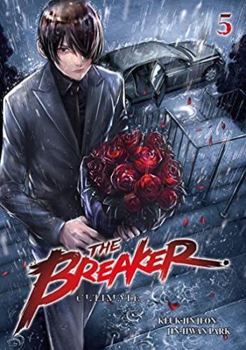 Couverture de l'album The Breaker - INT. The Breaker - Ultimate - Tome 5