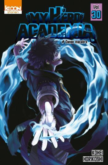 Couverture de l'album My Hero Academia - 30. Danse macabre