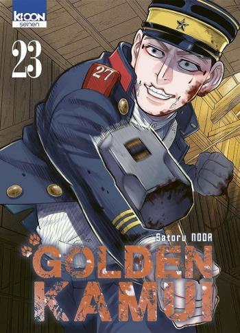 Couverture de l'album Golden Kamui - 23. Tome 23