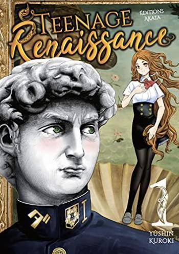 Couverture de l'album Teenage Renaissance - 1. David ou l'amour non partagé d'un ado