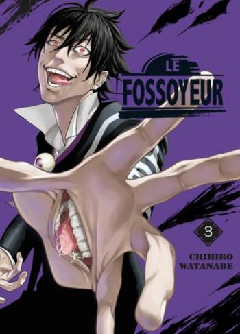 Couverture de l'album Le Fossoyeur - 3. Tome 3