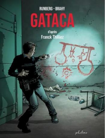 Couverture de l'album Gataca (One-shot)