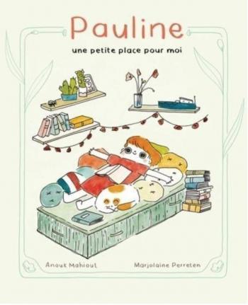 Couverture de l'album Pauline (One-shot)