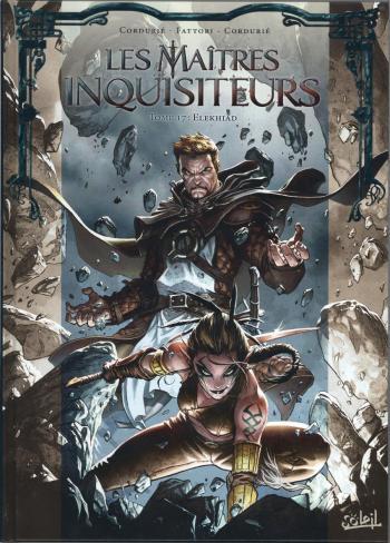 Couverture de l'album Les Maîtres Inquisiteurs - 17. Elekhiad