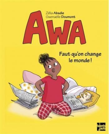 Couverture de l'album Awa (One-shot)