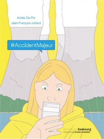 Couverture de l'album #AccidentMajeur (One-shot)