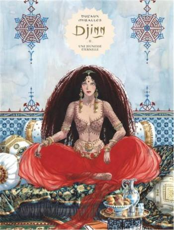Couverture de l'album Djinn - 11. Une jeunesse éternelle