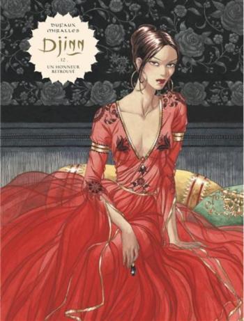Couverture de l'album Djinn - 12. Un honneur retrouvé