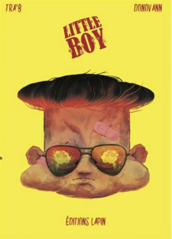 Couverture de l'album Little Boy (One-shot)