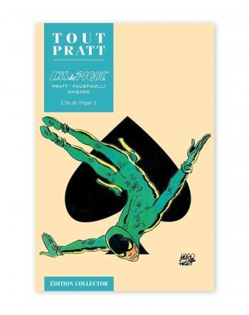 Couverture de l'album Tout Pratt (Altaya) - 66. L'As de Pique 1