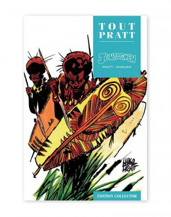 Couverture de l'album Tout Pratt (Altaya) - 63. Junglemen