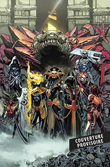 Couverture de l'album X-men : X of Swords - 3. Tome 3