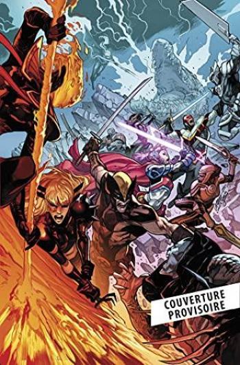 Couverture de l'album X-men : X of Swords - 4. Tome 4