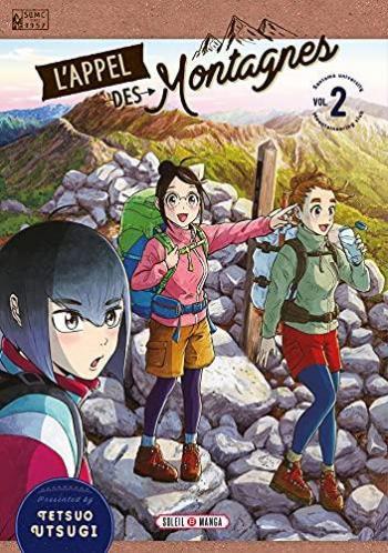 Couverture de l'album L'appel des montagnes - 2. Tome 2